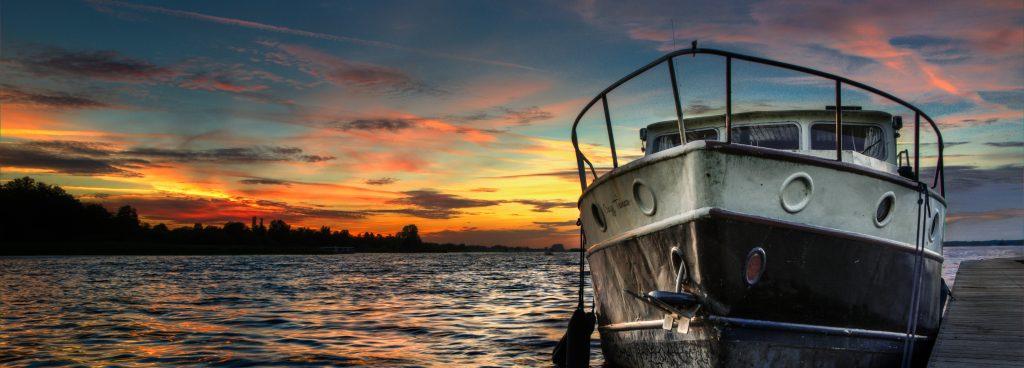 light-sunset-water-boat